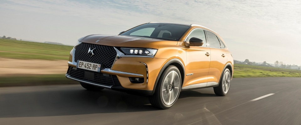 DS Automobiles DS 7 Crossback